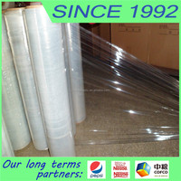 18 micron lldpe material stretch film