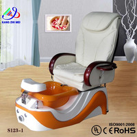 Used pink beauty mini nail salon furniture KM-S123-2