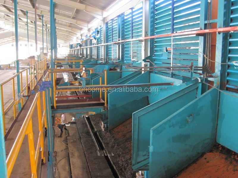 palm mix oil evaporating system/oil leaching/evaporation machine