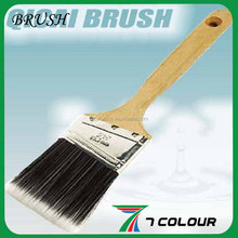Paint Brush wood,Curved Wooden Brush,wood varnish paint