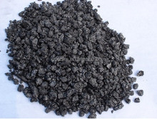 High carbon low sulfur type cpc/calcined pet coke/ recarburizer 3-5mm type