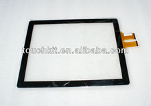 "Guangzhou 15""inch Projected Capacitive Touch Screen For PC/Kiosk/ATM Big Size Multi Touch Panel"