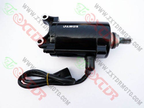 Motorcycle electric start motor/motorbike parts & accessories
