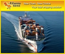 Reliable international from china to USA shipping container