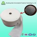 Needle punched polyester filter media cotton use for making masks