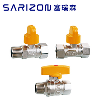 SARIZON Professional Commercial Gas Pipe One Way Gas Valve