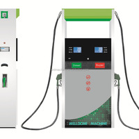 New Type Fuel Dispenser Gas Station