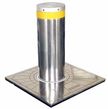 USA Reliable Quality Parking Lot Bollards/Automatic Road Bollard/Driveway Security Bollards with Led Lights