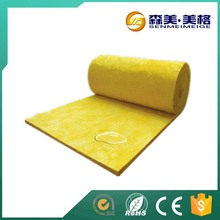 Nano steel coil heat insulation loose excellent china fiber glass wool