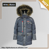 BIKO&KANA Kids boys Fashion Outwear for winter