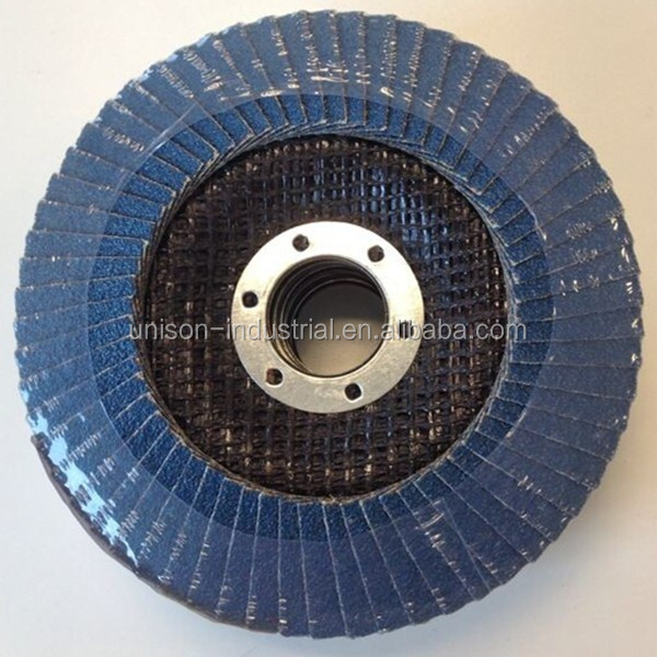Super quality flap disc for steel