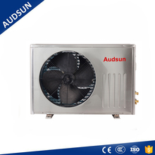 6.5KW Small Hot Water Air Source Heat Pump,R410A gas with 3.8 COP system,Wall mounted Bathing Water Heater