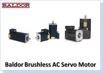 Baldor Brushless Ac Servo Motor Buy Baldor Servo Motor