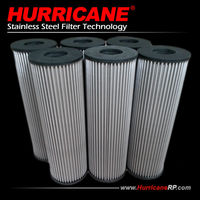 Hurricane Sustainable, Energy Efficient, Economical Stainless Steel Air Filters