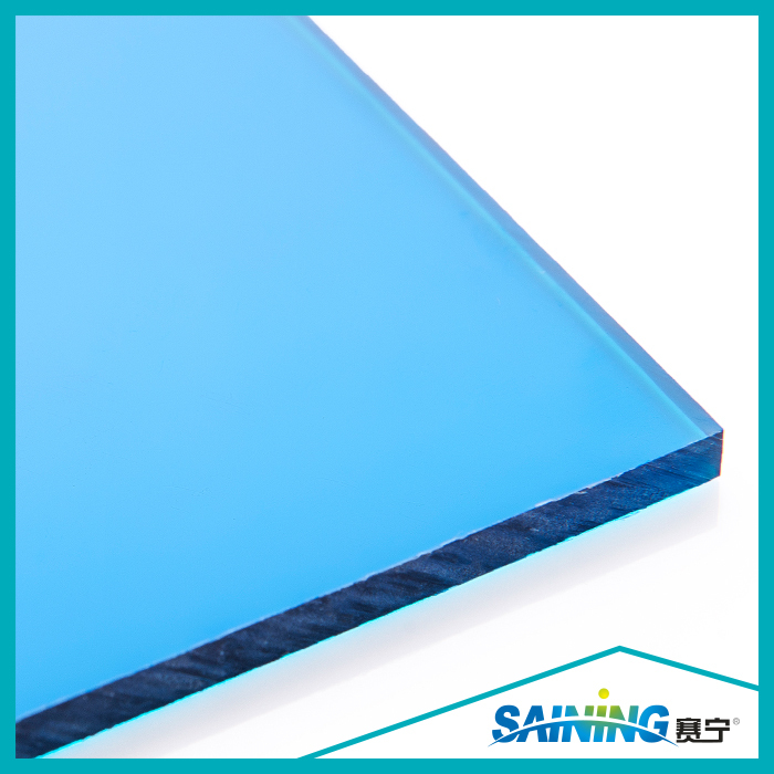 2016 Anti-scratch Greenhouse Roofing Materials