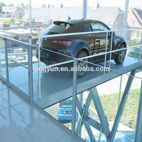Hydraulic Lift for Car Wash