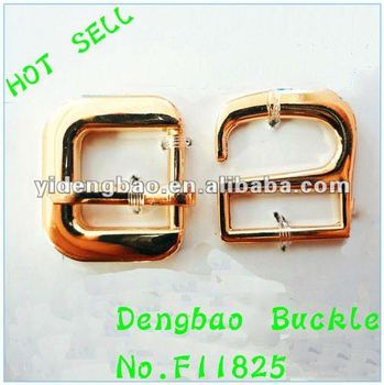 Fashion sandal buckle and hook