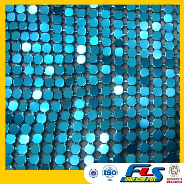 Decorative Metallic Cloth/Metal mesh drapery