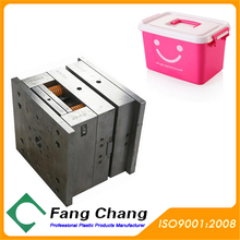 Special Design Widely Used Transparent Plastic Injection Mold Tooling Decorate Box Mould