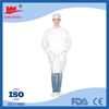 disposable non-woven medical chemical lab coat