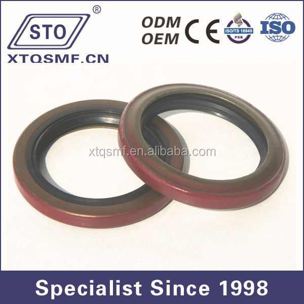 rubber parts shaft packing seals made in china
