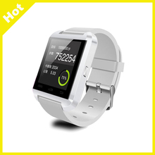 2015 New Bluetooth Smart Watch WristWatch U8 U Watch for Android Smart Phone