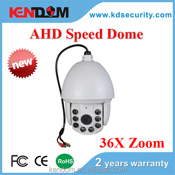 2016 New Arrival HD 2MP 1080P PTZ Camera Outdoor HD Analog AHD PTZ Camera professional 36X Zoom Module Speed Dome