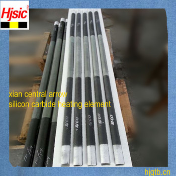 Sic Heating Elements of straight type