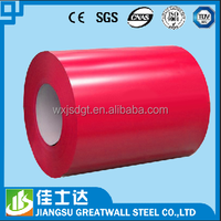 22 gauge corrugated steel roofing sheet / color coated cold galvanized paint/color coated galvalume steel coil