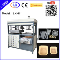 Chicken egg tray vacuum forming machine with CE