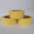 18mm yellow color car painting tape