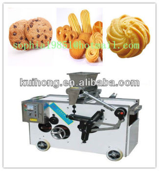 wire cut cookie machine