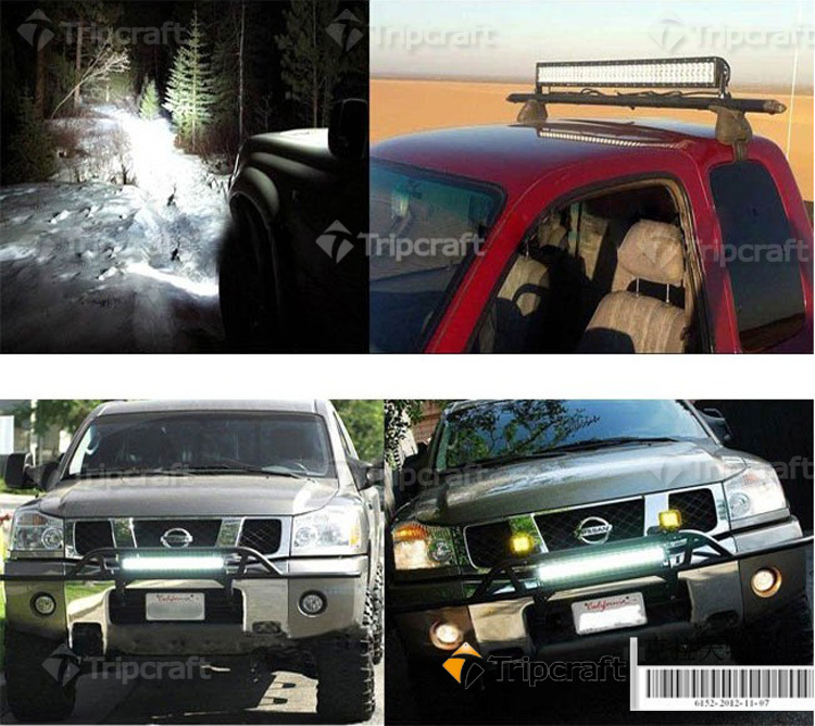 cheap led 4x4 working lights chip aurora led off road light bar led light bars for off-road