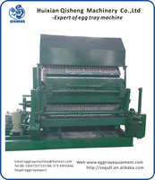 high capacity brick oven dryer fully automatic egg tray making machine egg tray production line