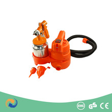 Easy-operation Hvlp 3 Pattern Paint Stain Machine Spray Gun for Wall Painting