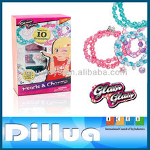 Plastic Gemstone DIY Bead Strings