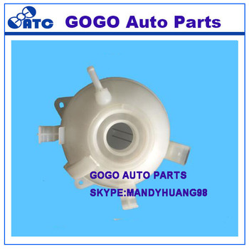 High quality VW cooling system OEM NO 1KO121407A water coolant expansion tank