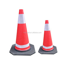 Cheap plastic safety cone with good quality