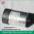 Dry type cylindrical polypropylene film capapcitor photovoltaic dc filter capacitor