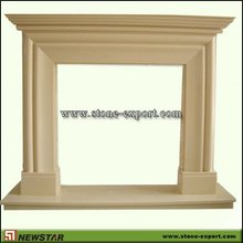 sample and cheap yellow fireplace