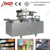 Perfume Cellophane Packaging Machine Perfume Overwrapping