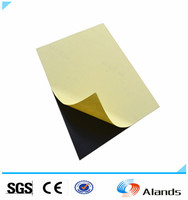1mm PVC balck sheet for photo album