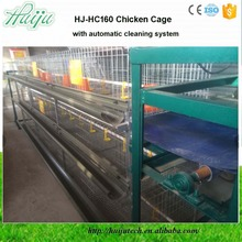 Popular Sale uganda poultry farm automatic chicken layer cage Poultry Husbandry Equipment layer chicken battery cage