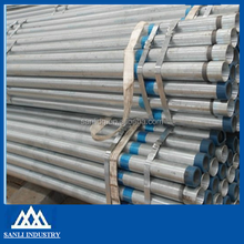 Galvanized carbon square steel pipe,black round steel pipe tupe