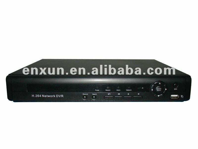 Support 3G surveillance H.264 Network CCTV 4CH/8CH DVR