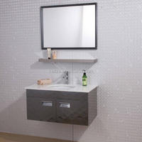 zhongshan Basin Mirror kabinet All in One Bathroom Units