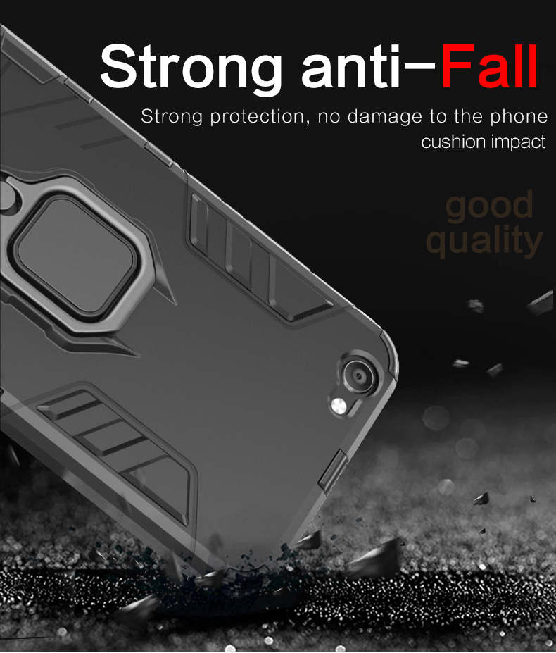 TPU PC Ring Grip kickstand phone case back cover for huawei honor 6x,for huawei mate 9 lite case,for huawei gr5 2017 case