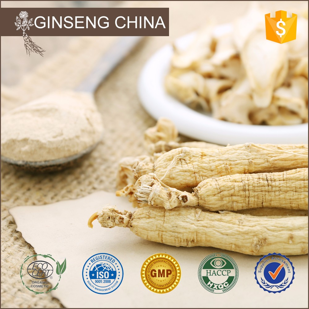 Relieve Physical Fatigue Enhancement Pills Ginseng Extract Powder