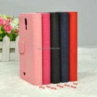 Fancy Cell Phone Cover Case for Samsung Galaxy S4 with Card Slot