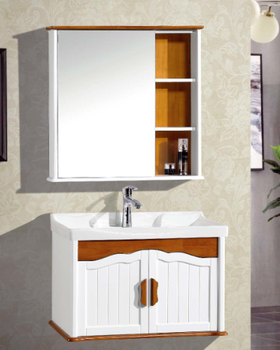 Modern Bathroom Vanity Set With Storage Cabinet Wall Mounted Cabinet